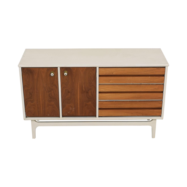 Stanley Furniture Stanley Mid Century Modern Credenza nyc