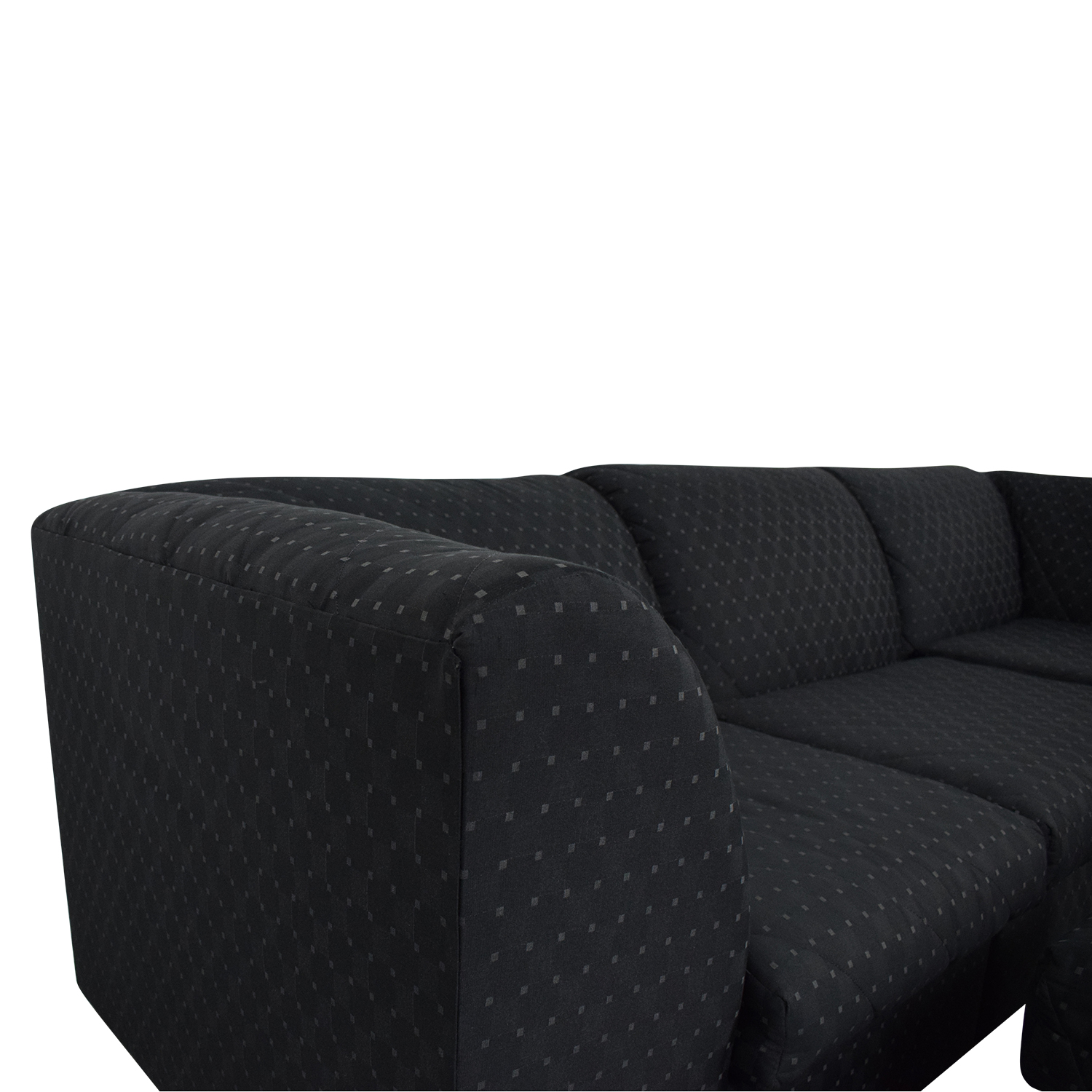shop Broyhill Furniture Corner Sectional with Ottoman Broyhill Furniture Sectionals