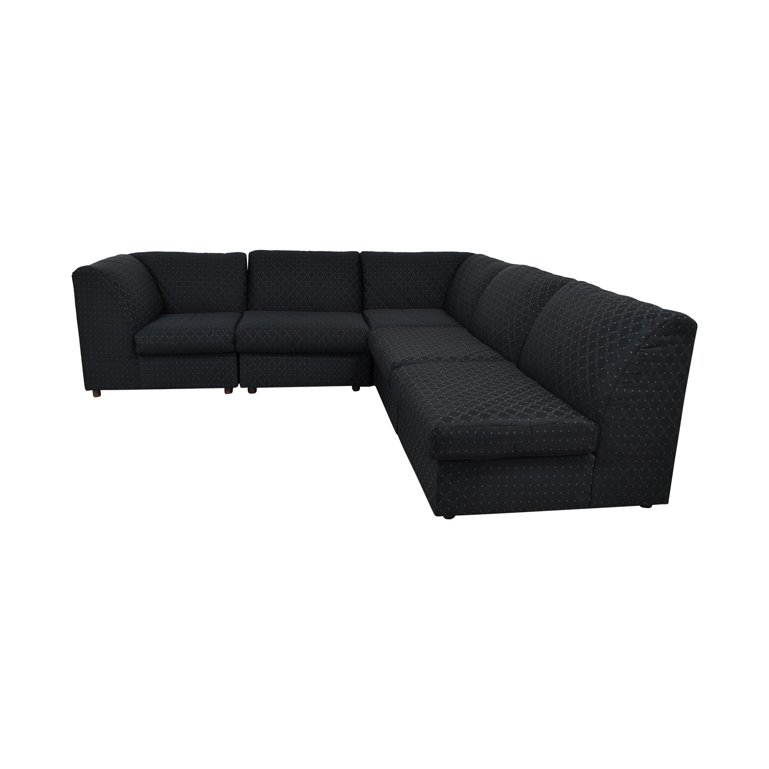 buy Broyhill Furniture Corner Sectional with Ottoman Broyhill Furniture