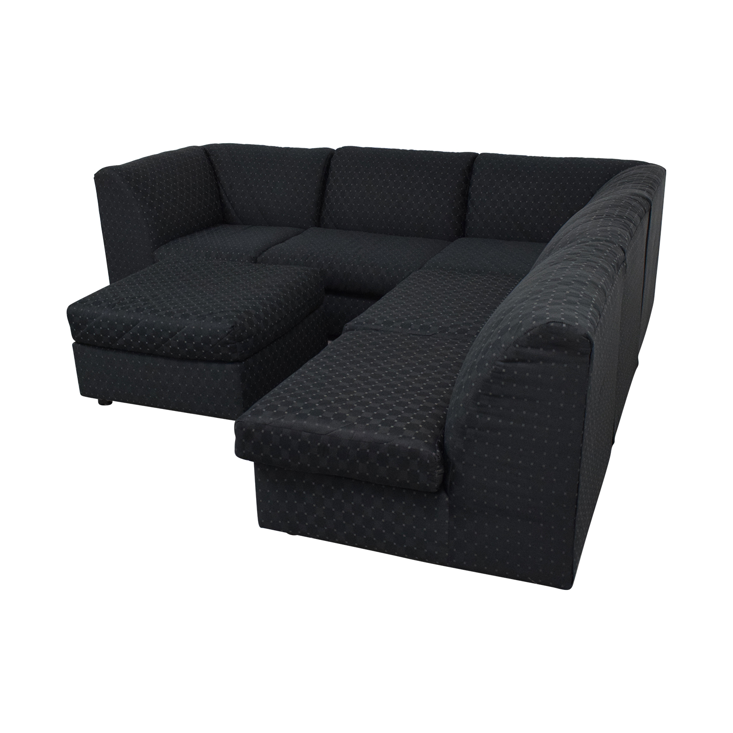 buy Broyhill Furniture Corner Sectional with Ottoman Broyhill Furniture Sectionals