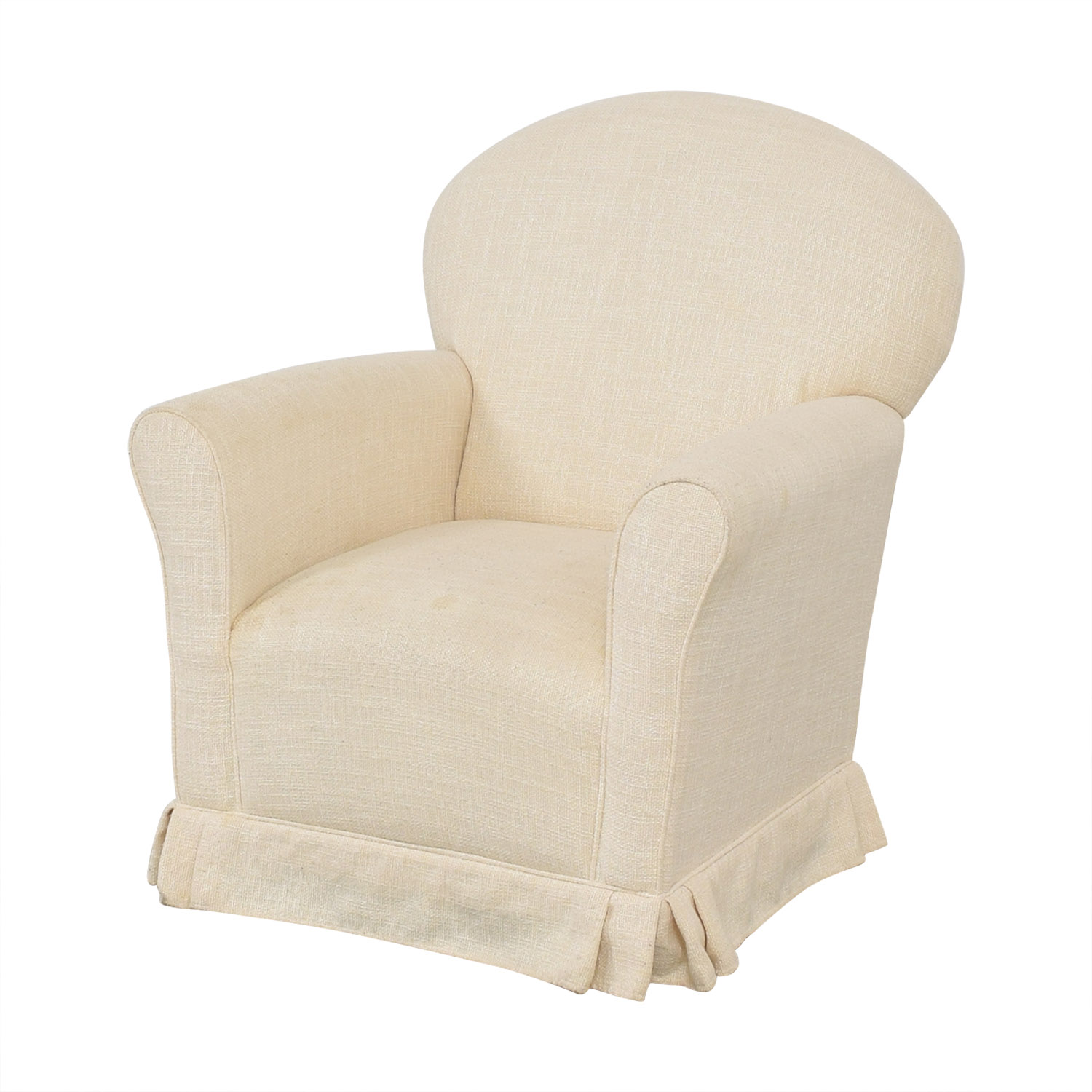 shop Little Castle Furniture Little Castle Furniture Glider Chair and Ottoman online