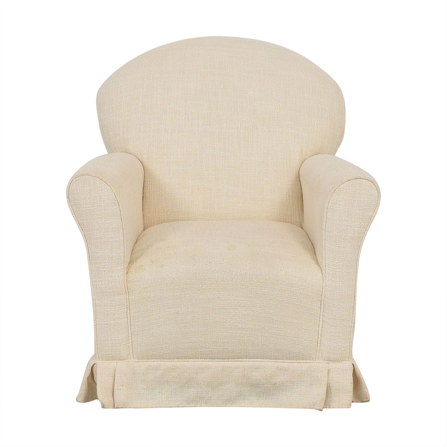 Little Castle Furniture Little Castle Furniture Glider Chair and Ottoman nj
