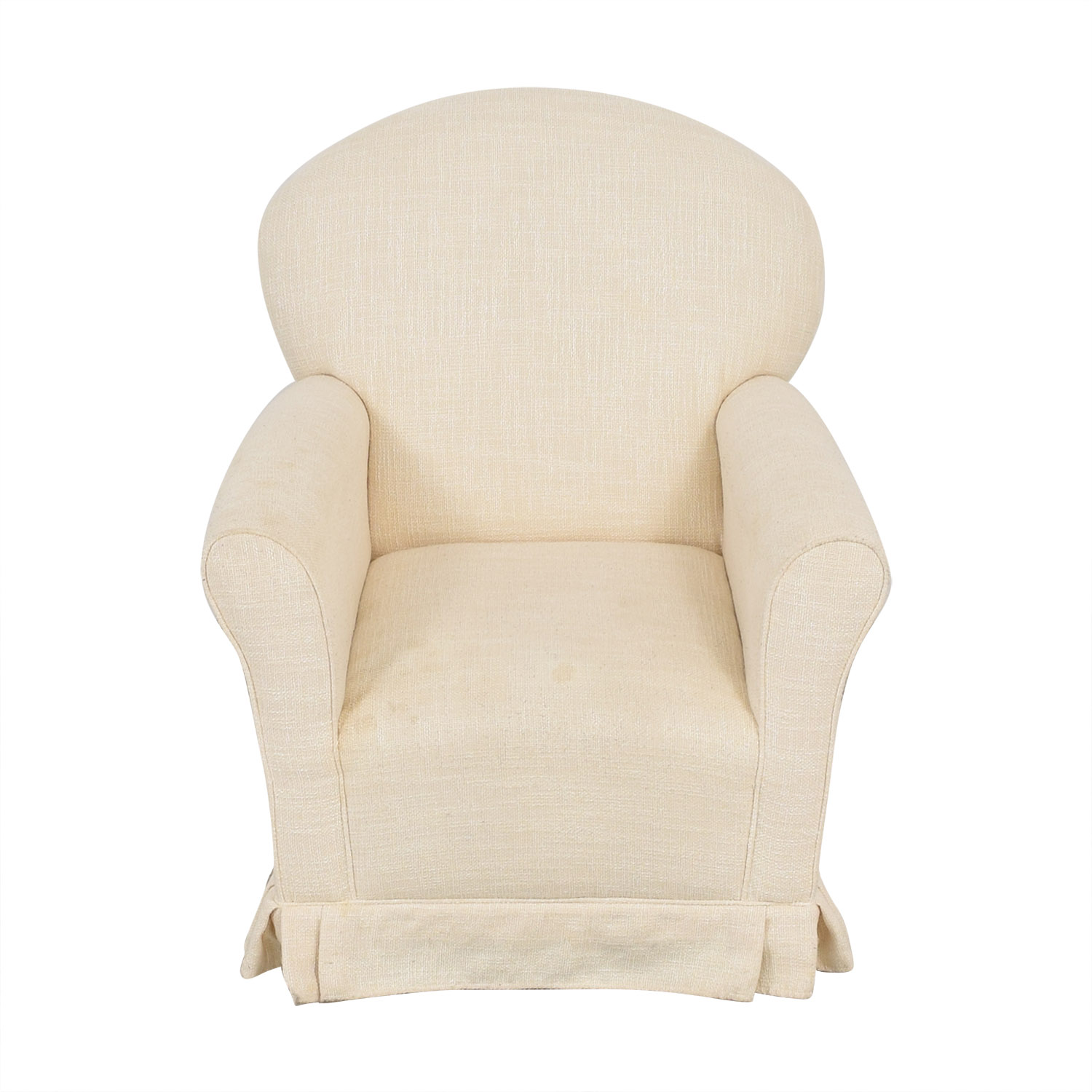 buy Little Castle Furniture Glider Chair and Ottoman Little Castle Furniture