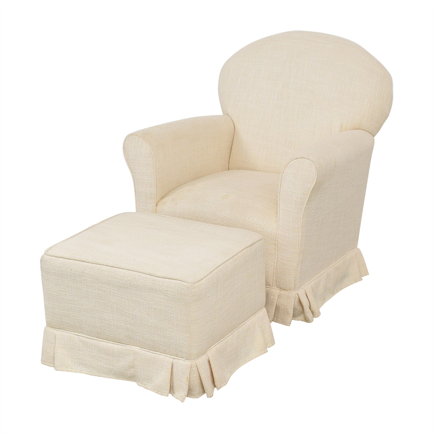 Little Castle Furniture Little Castle Furniture Glider Chair and Ottoman on sale