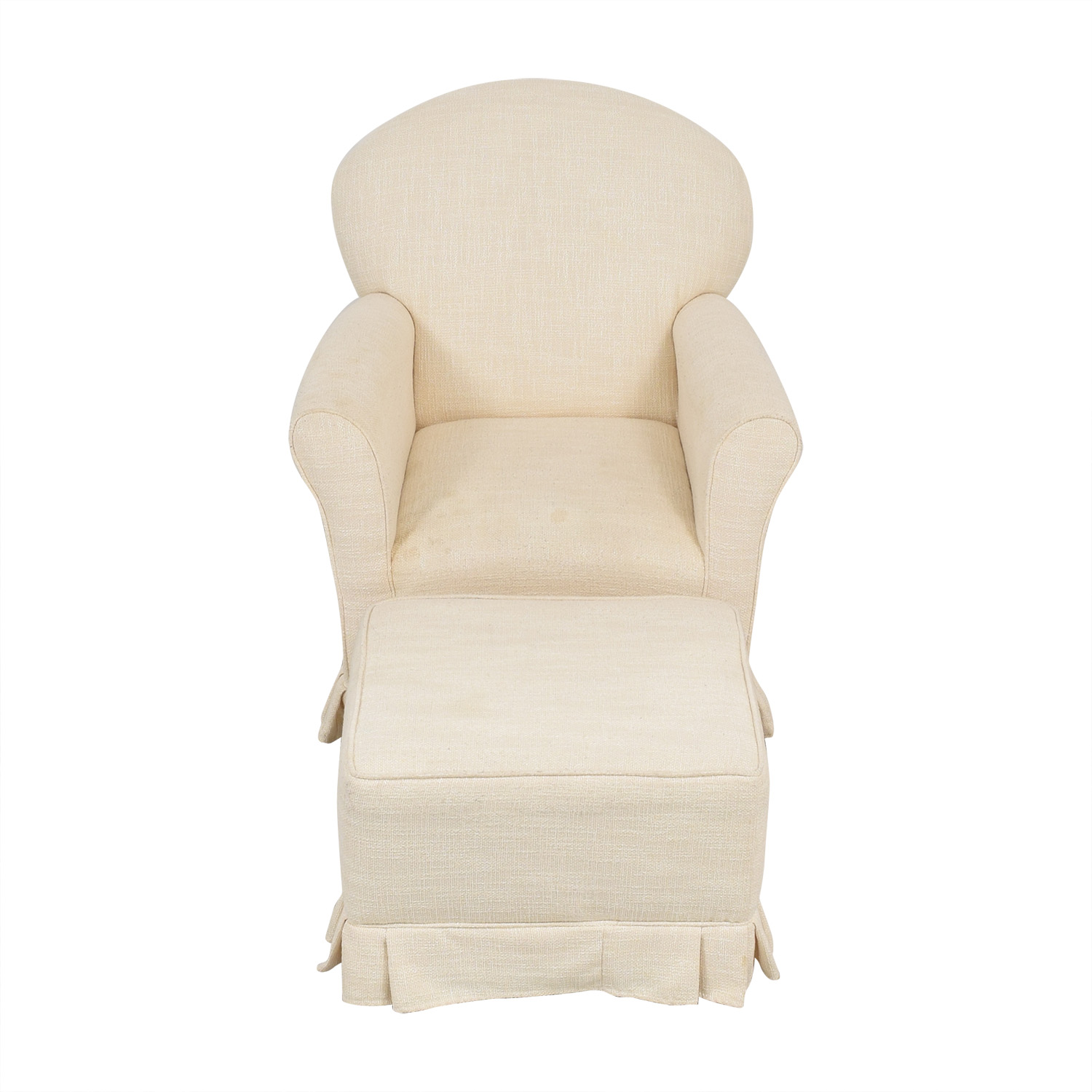 Little Castle Furniture Little Castle Furniture Glider Chair and Ottoman coupon