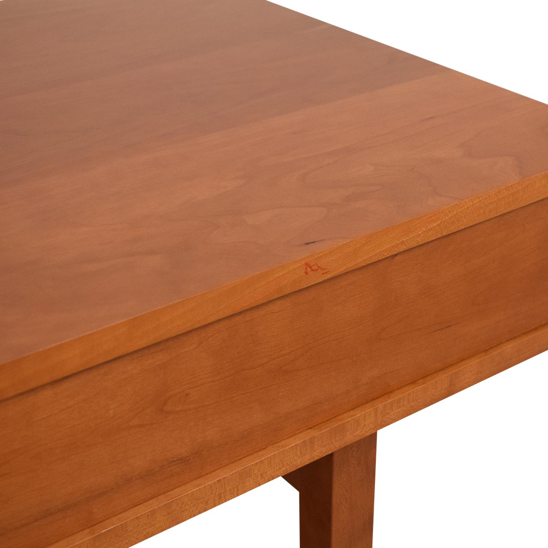 buy Room & Board Ellis Modern Desk Room & Board Home Office Desks