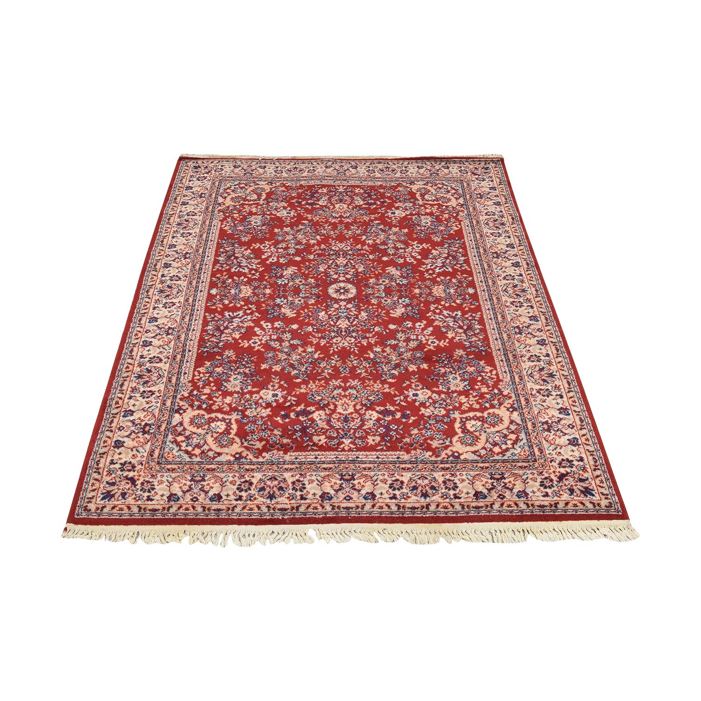 Karastan Karastan Wool Oriental Rug multi