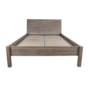 IKEA Full Size Pewter Bed Frame sale