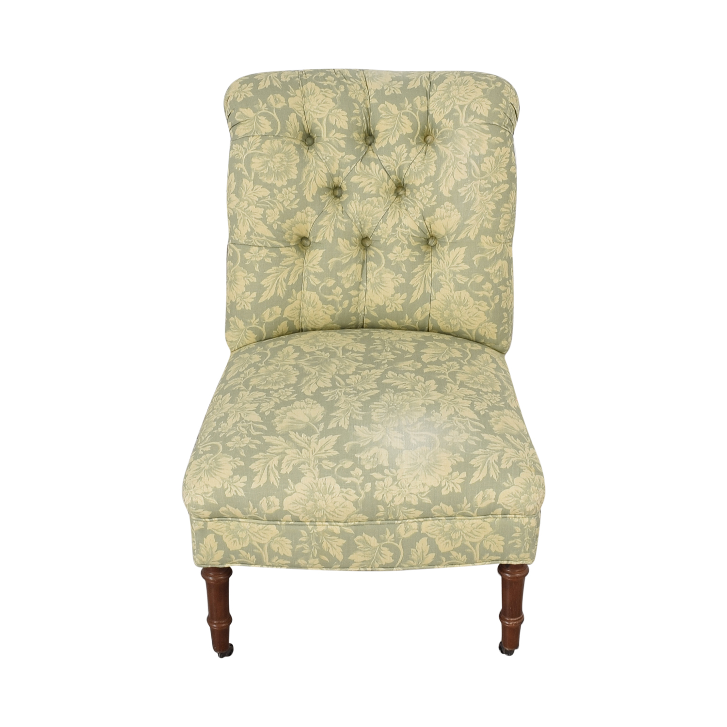 Lee Industries Lee Industries Armless Tufted Chair