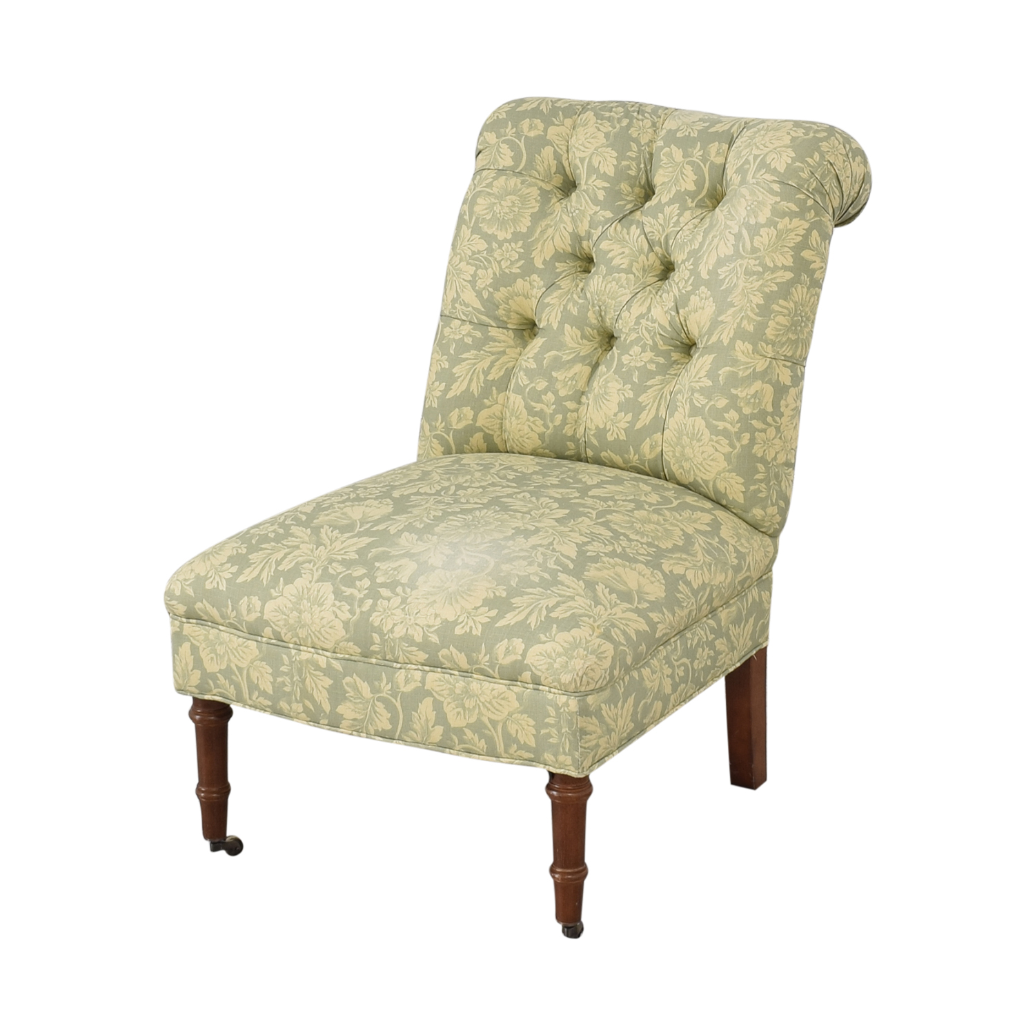 Lee Industries Lee Industries Armless Tufted Chair on sale