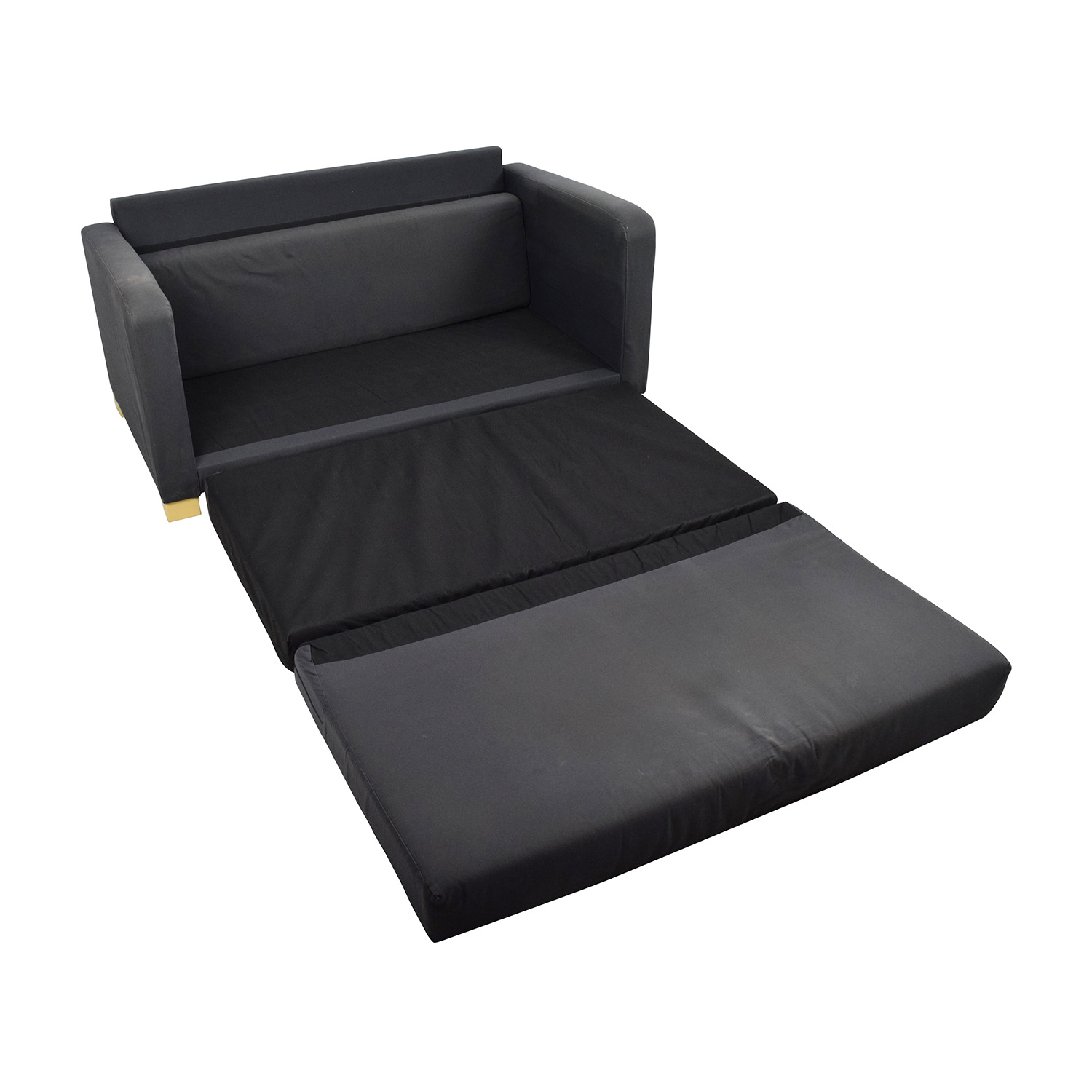 68% OFF - IKEA IKEA Convertible Loveseat / Sofas