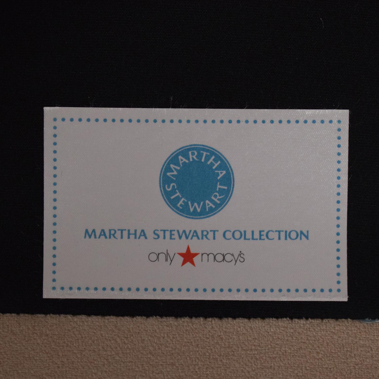 Macy's Martha Stewart Collection Fabric Armchair / Chairs