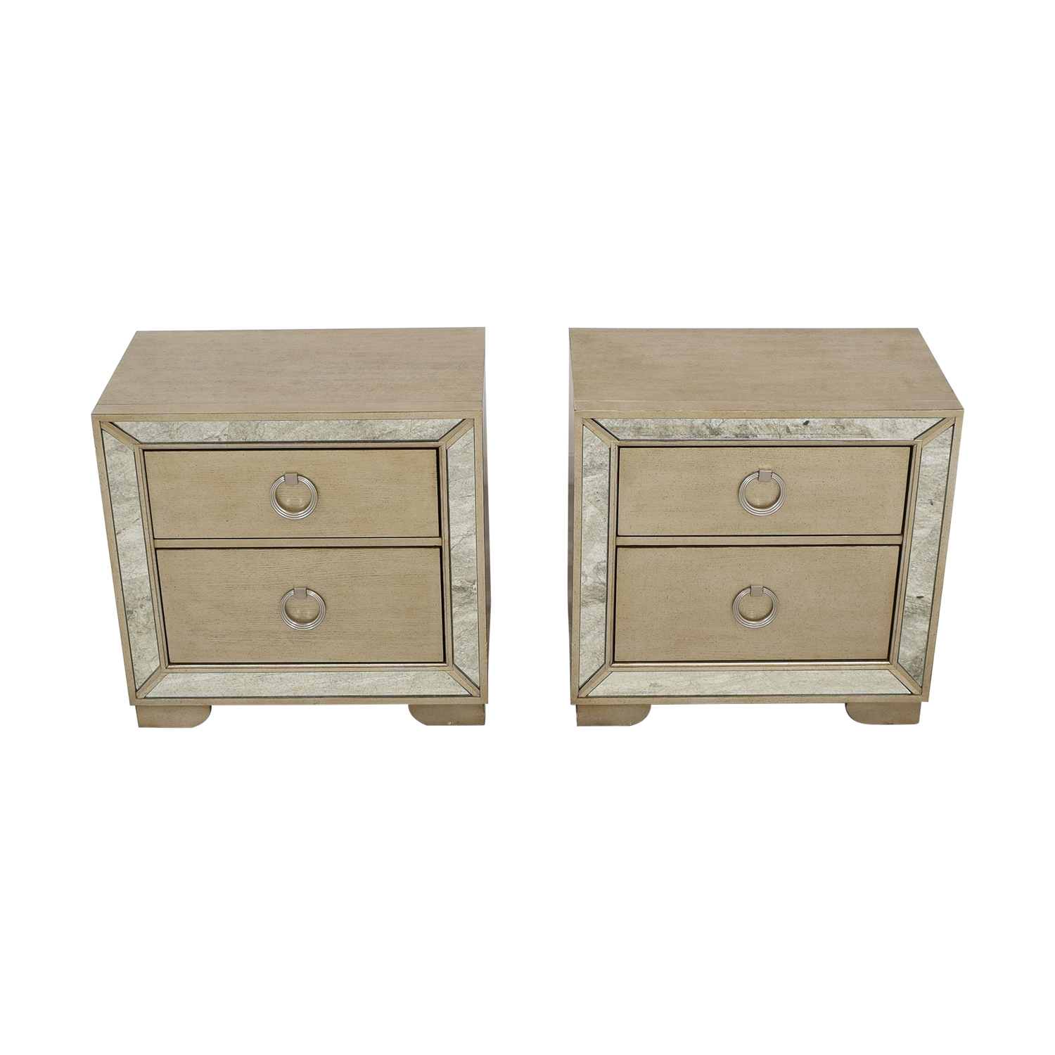 Macy's Macy's Ailey Nightstands ct