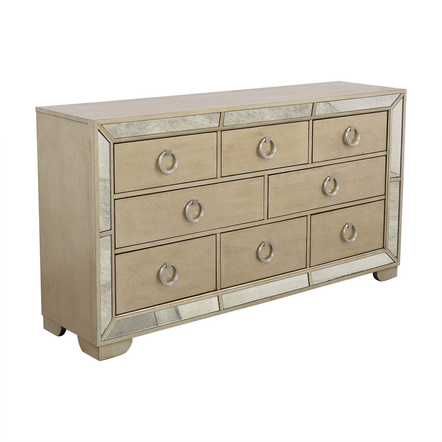 Macy's Macy's Ailey Eight Drawer Dresser Storage