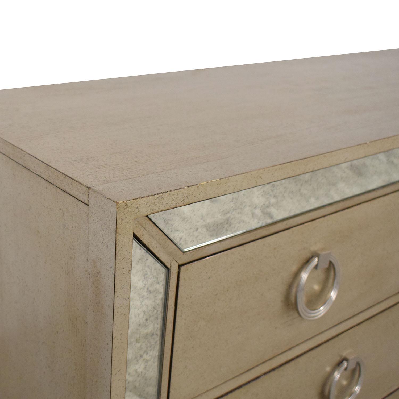 Macy's Macy's Ailey Eight Drawer Dresser Storage