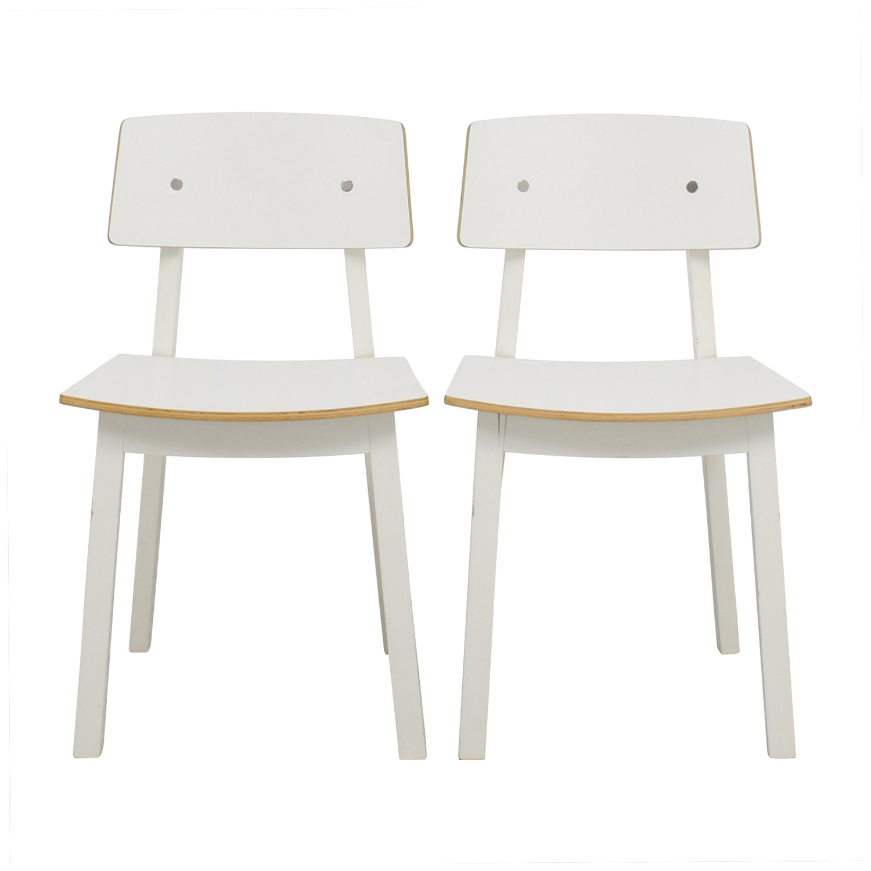 IKEA White Chairs IKEA