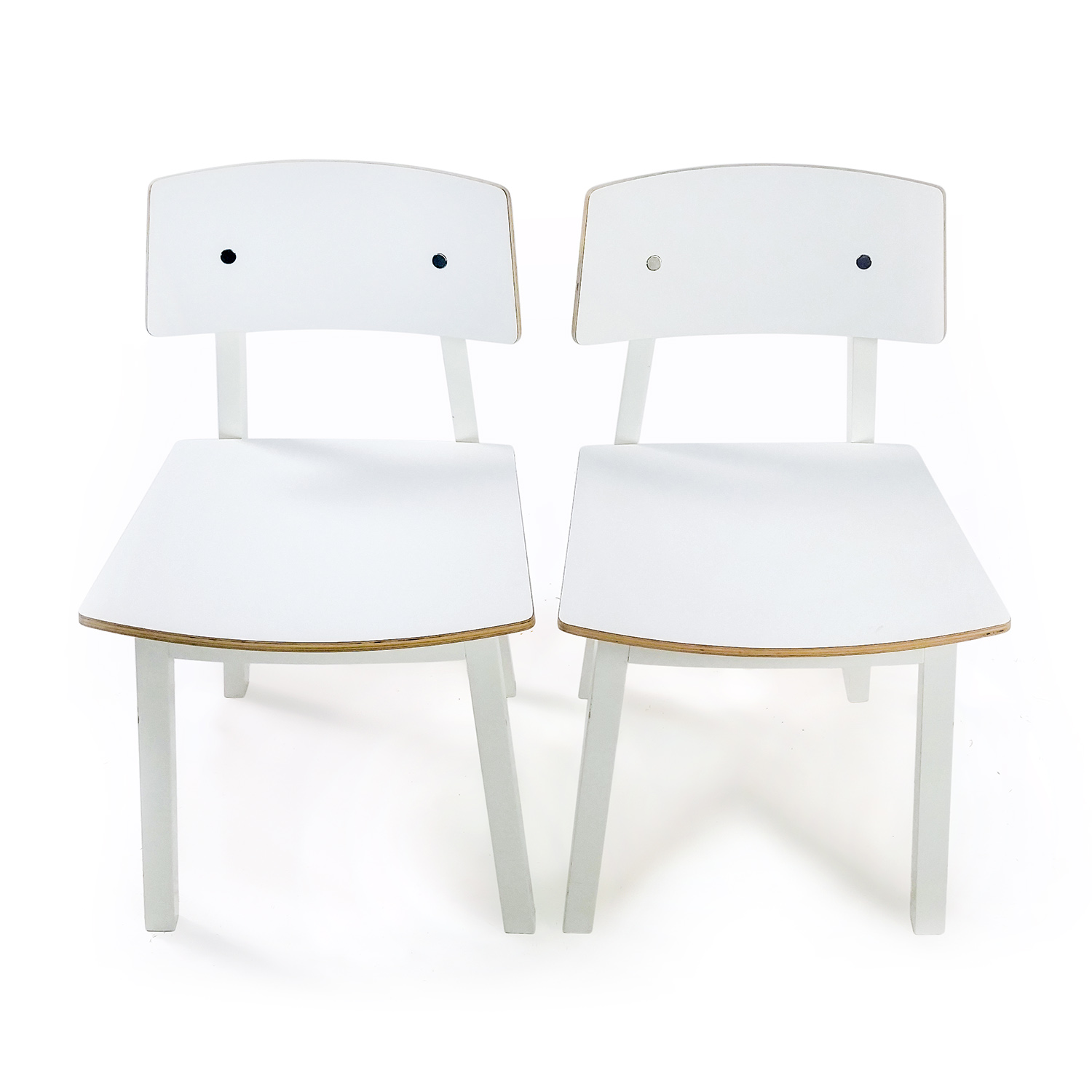 51 off ikea ikea tobias ghost chair chairs