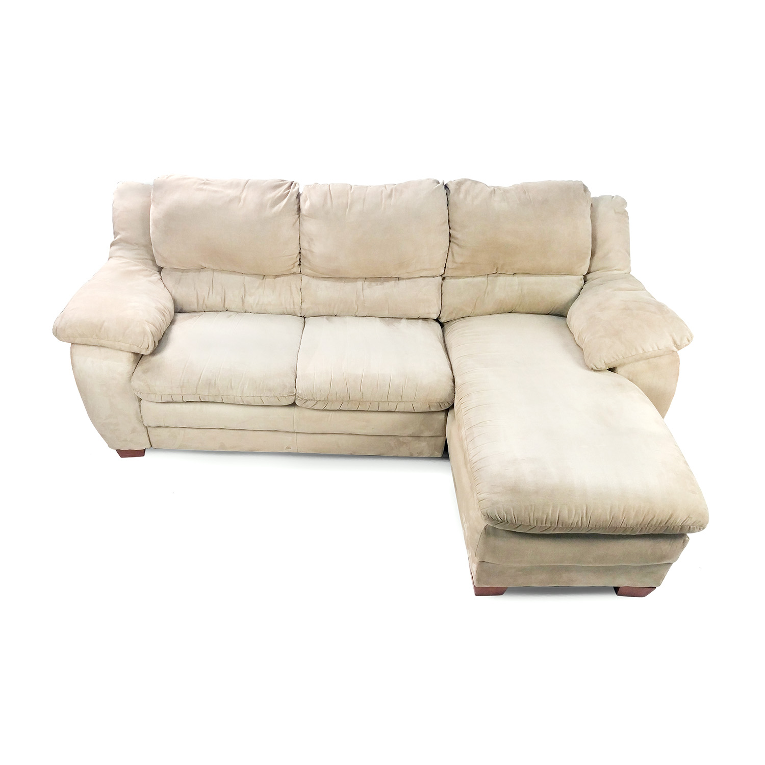 buy Jennifer Convertibles Jennifer Microfiber Sectional online