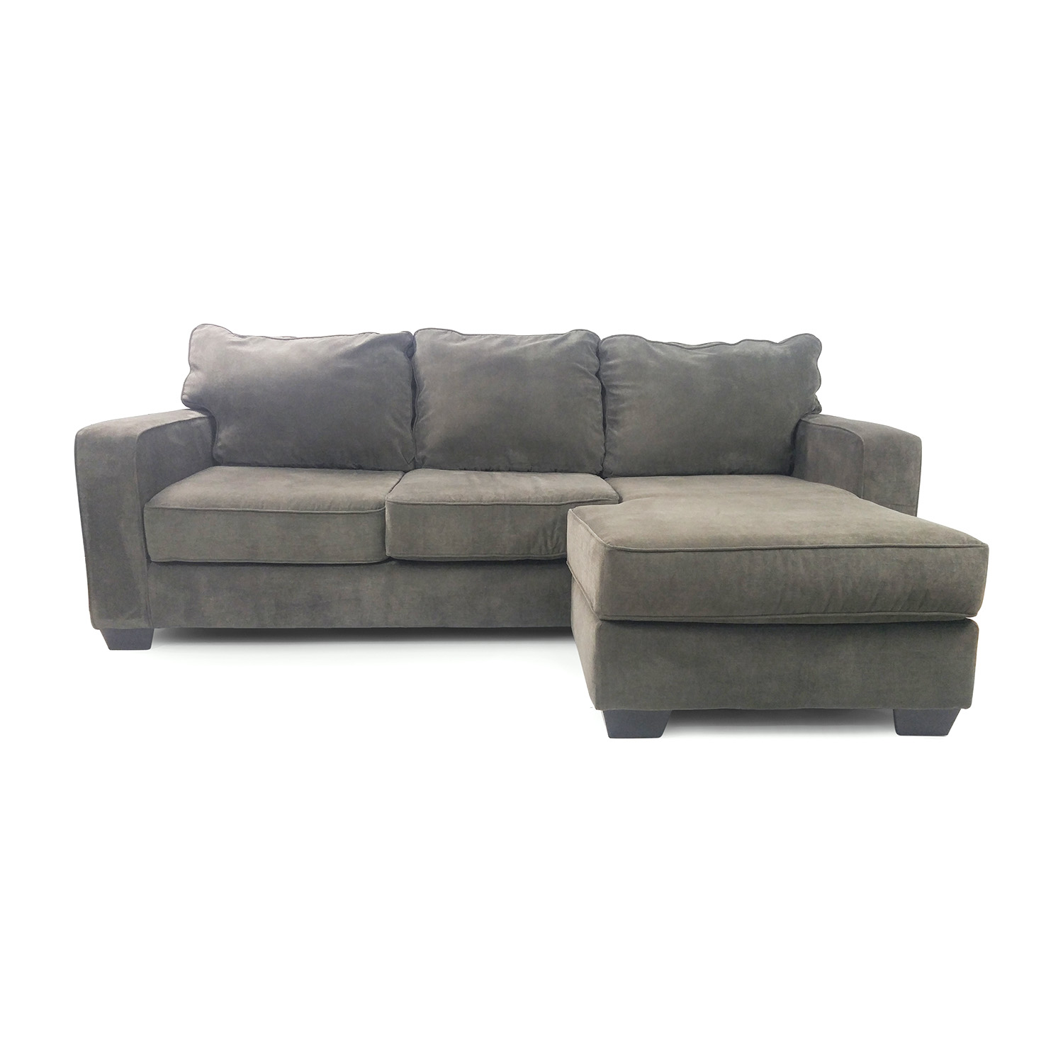 Shop Hodan Sofa Chaise Ashley Furniture Sectionals ...