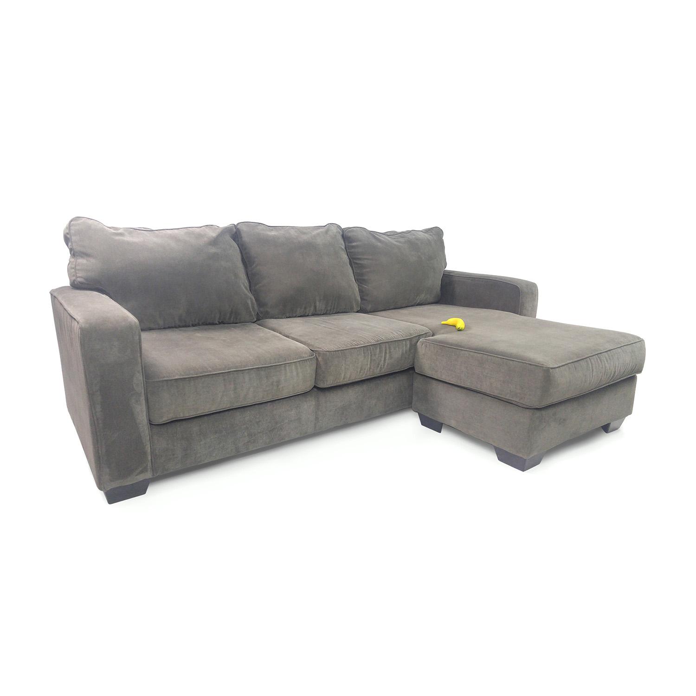 Ashley Furniture Hodan Sofa Chaise Sofas