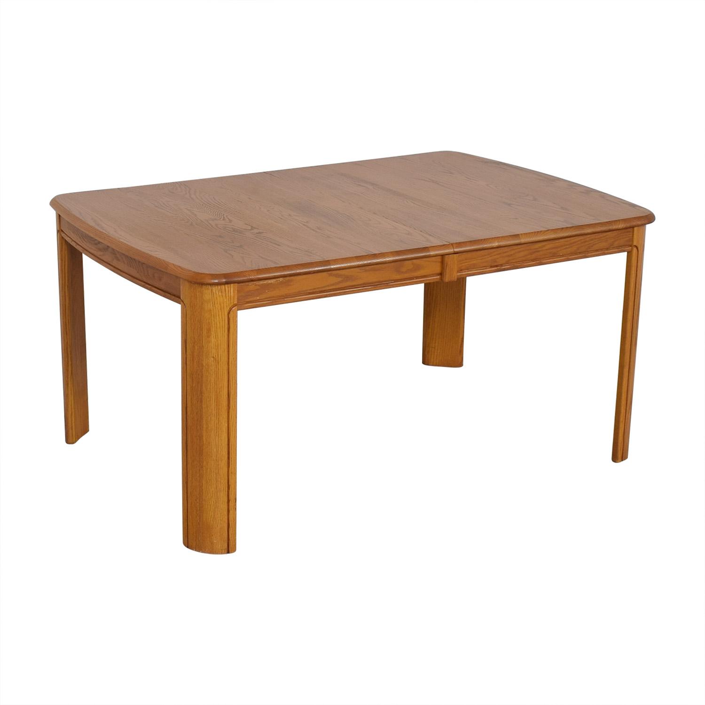 Keller Keller Classic Style Dining Table brown