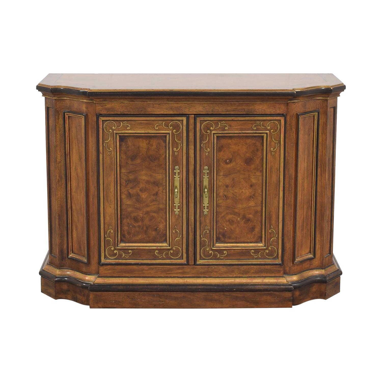 Drexel Heritage Drexel Heritage Storage Cabinet brown