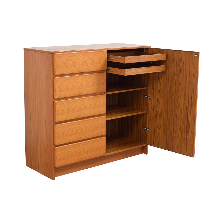 Scan Coll Scan Coll Tall Modern Dresser nyc