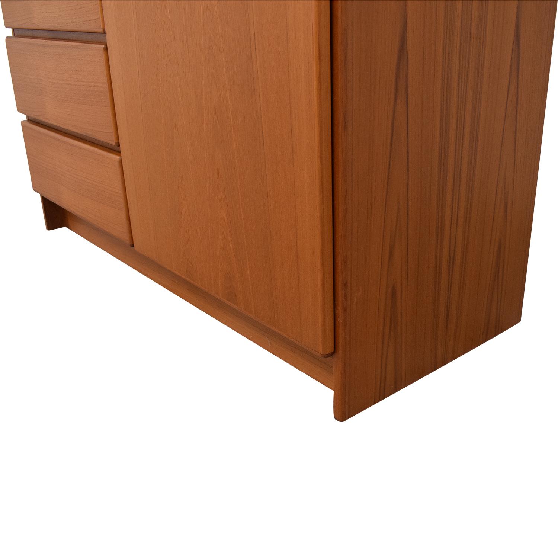 shop Scan Coll Tall Modern Dresser Scan Coll