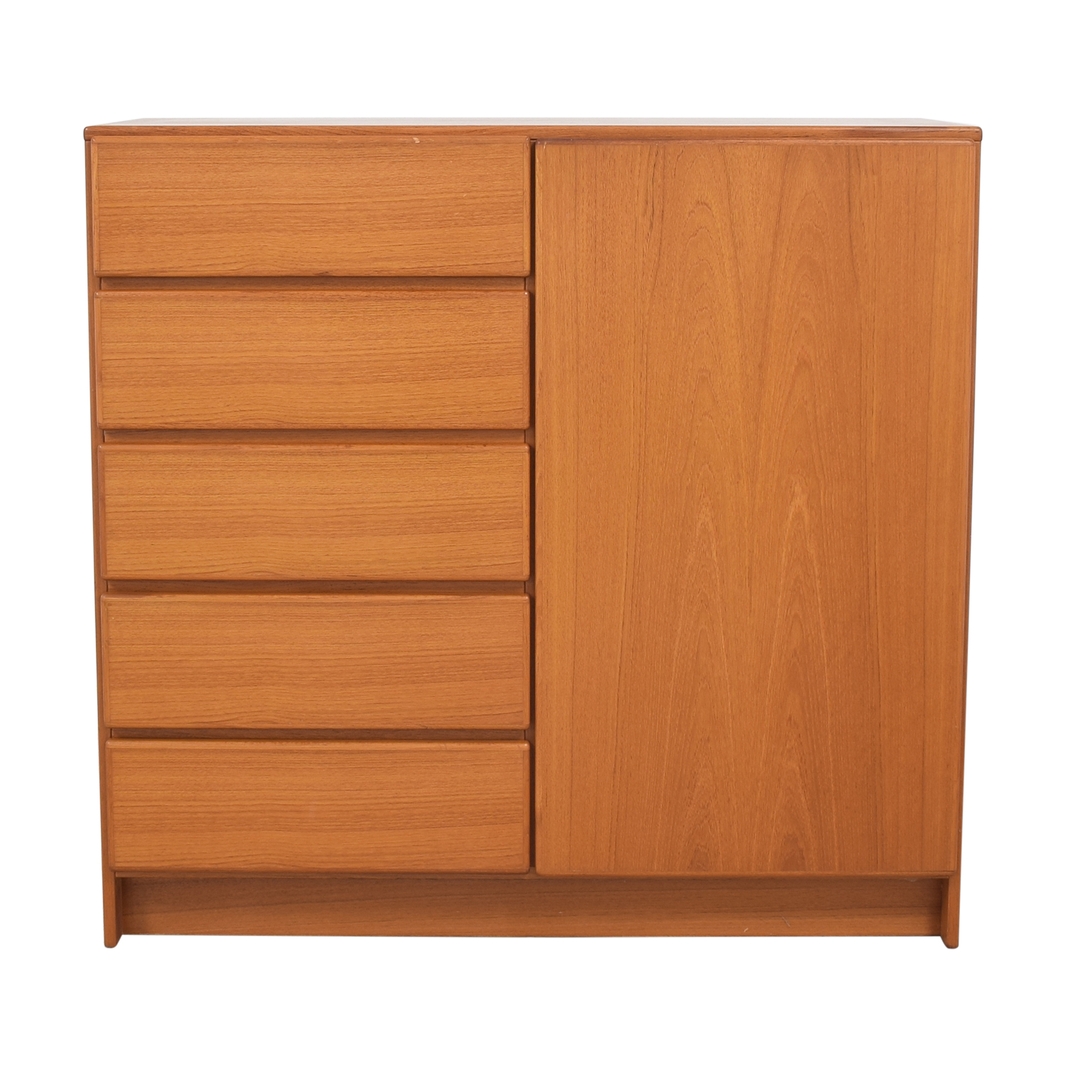 Scan Coll Scan Coll Tall Modern Dresser brown