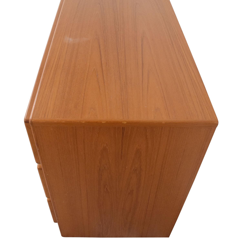 Scan Coll Modern Wide Dresser / Dressers