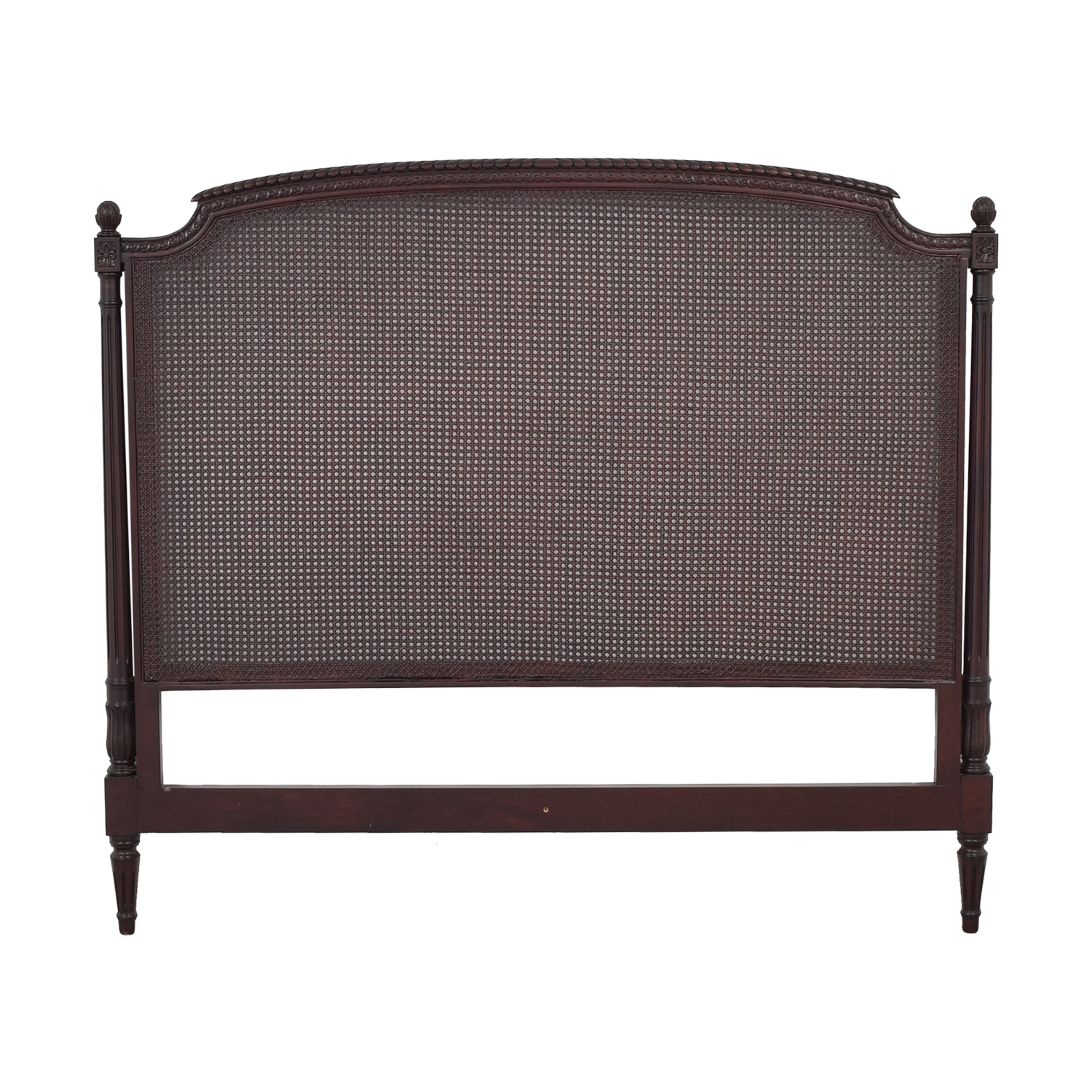 Cane Queen Headboard on sale