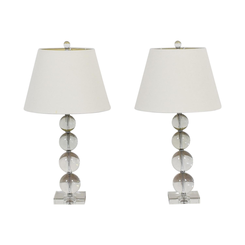shop Macy's Macy's Bubble Table Lamps online