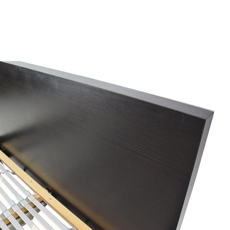 ikea full bed frame with adjustable slats ikea - Full Bed Frames For Sale