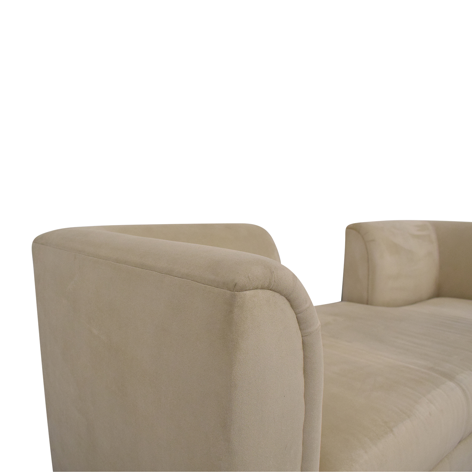 Custom Single Cushion Sofa Classic Sofas