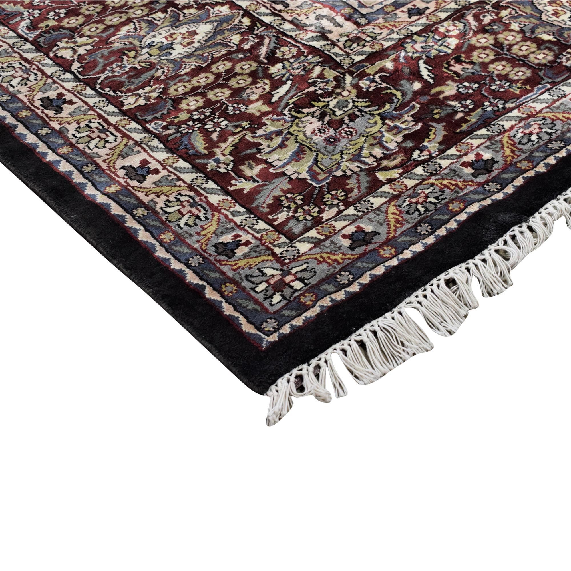 Bloomingdale's Bloomingdale's Eclectic Oriental Style Area Rug dimensions