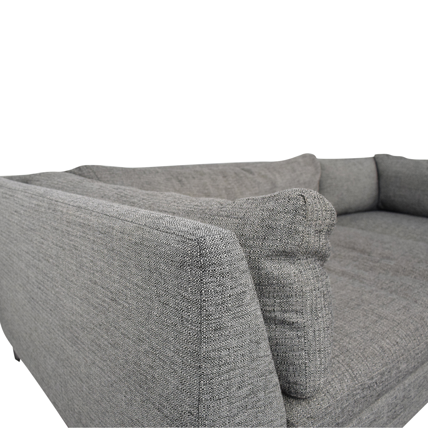 CB2 CB2 Two Piece Sectional Sofa with Chaise ct