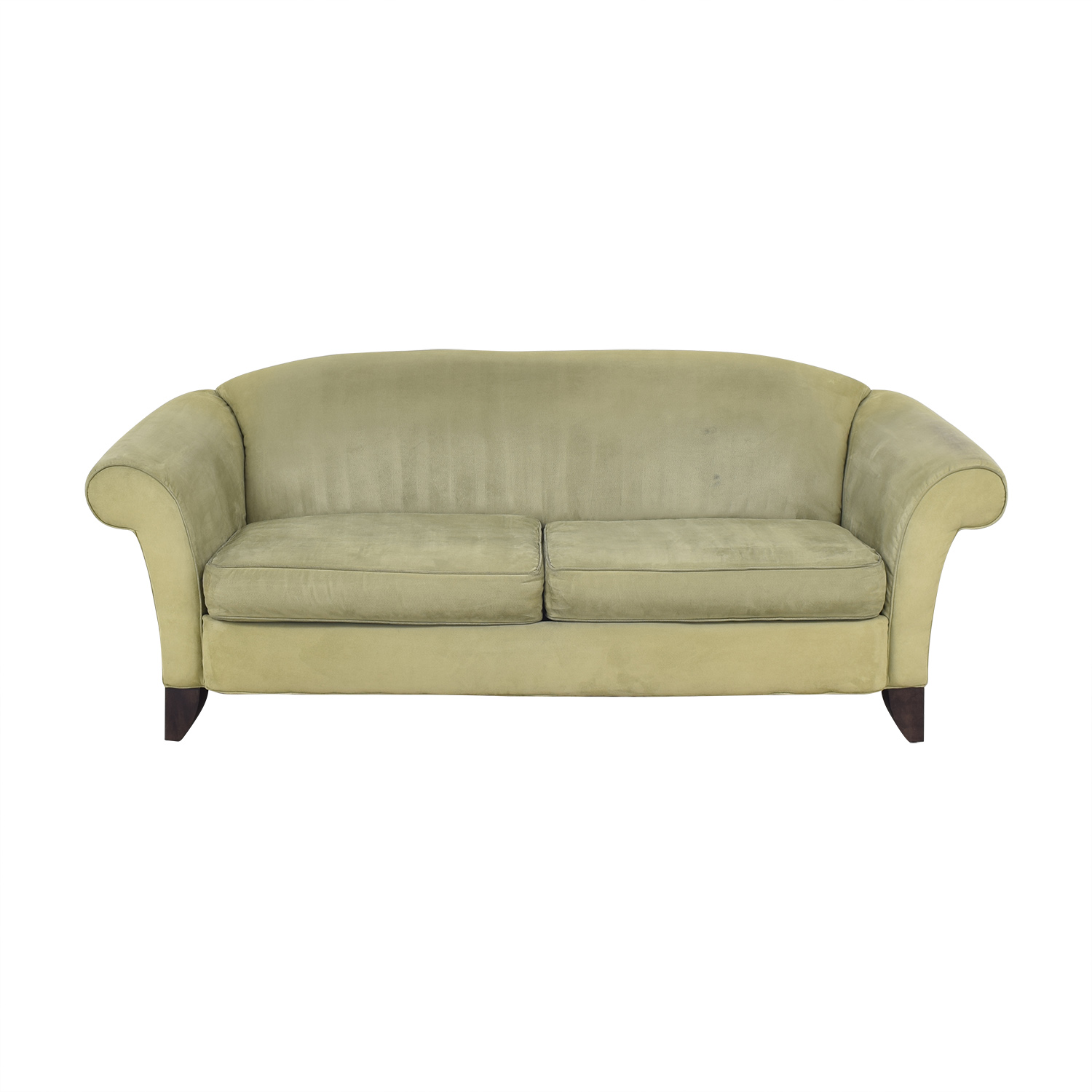 Rowe Furniture Roll Arm Sofa / Classic Sofas
