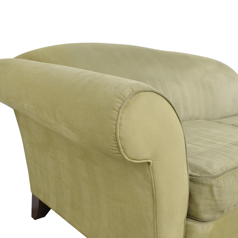 shop Rowe Furniture Rowe Furniture Roll Arm Sofa online