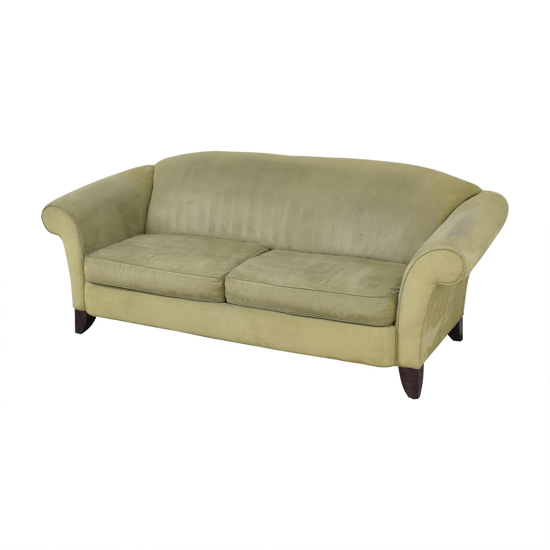 Rowe Furniture Rowe Furniture Roll Arm Sofa pa