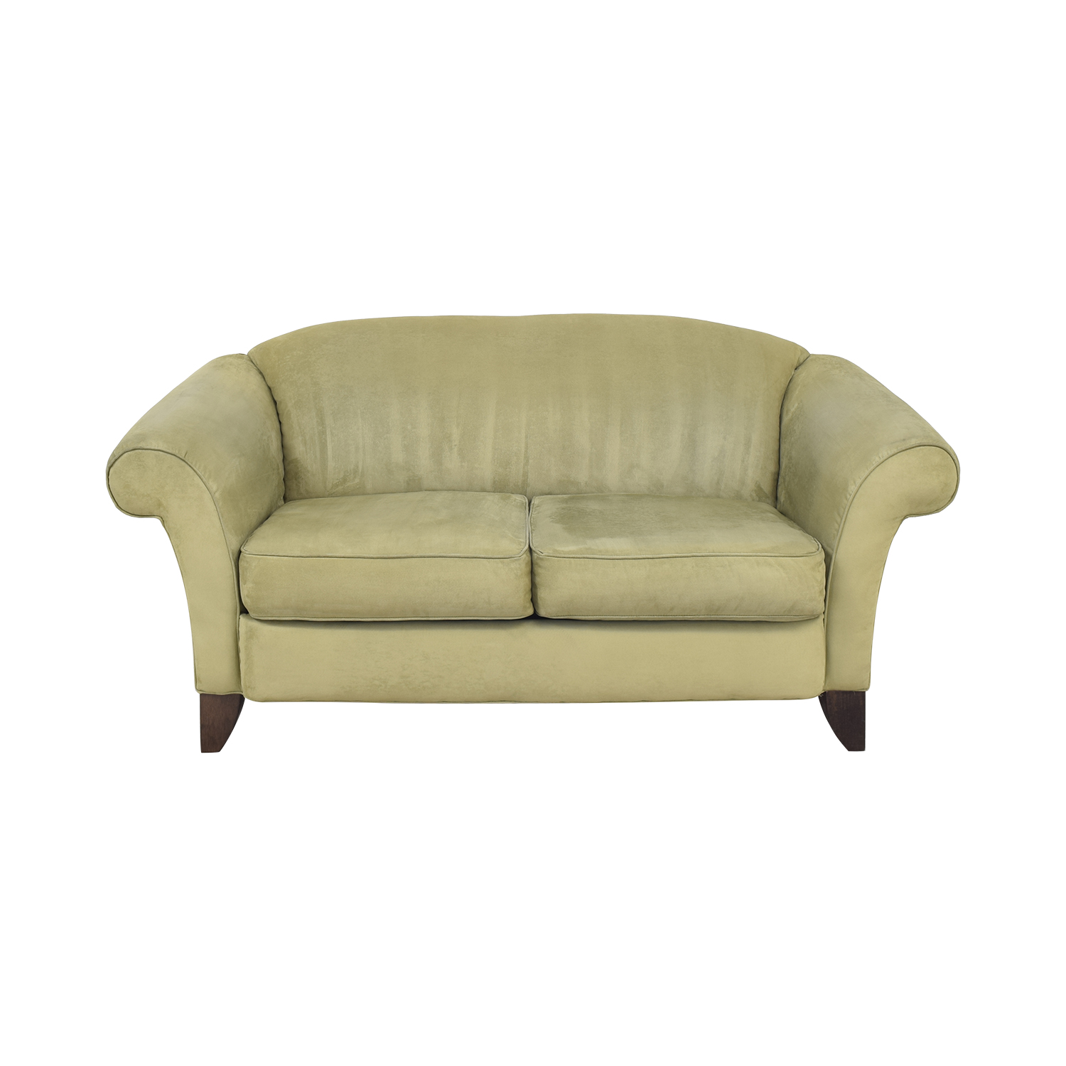 buy Rowe Furniture Roll Arm Loveseat Rowe Furniture Loveseats