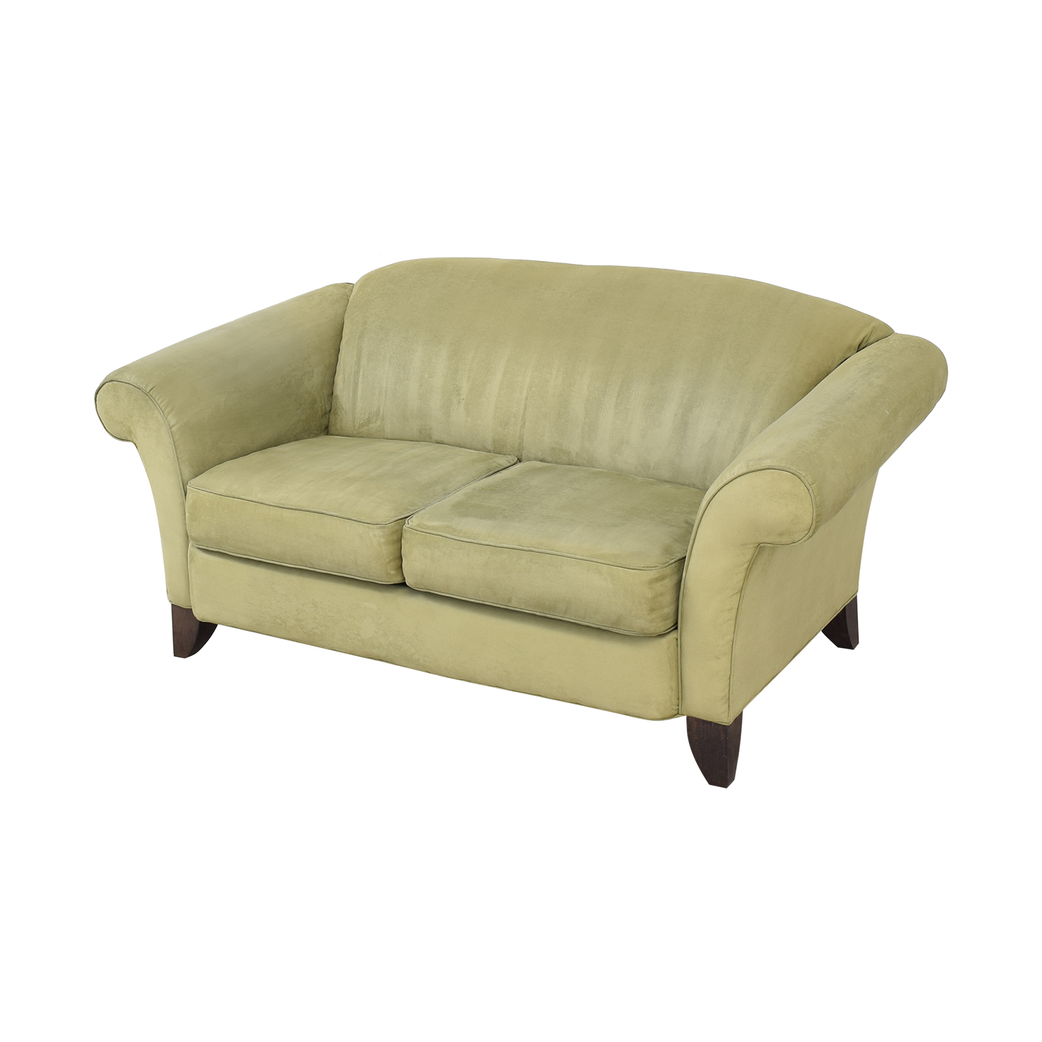 Rowe Furniture Rowe Furniture Roll Arm Loveseat nj