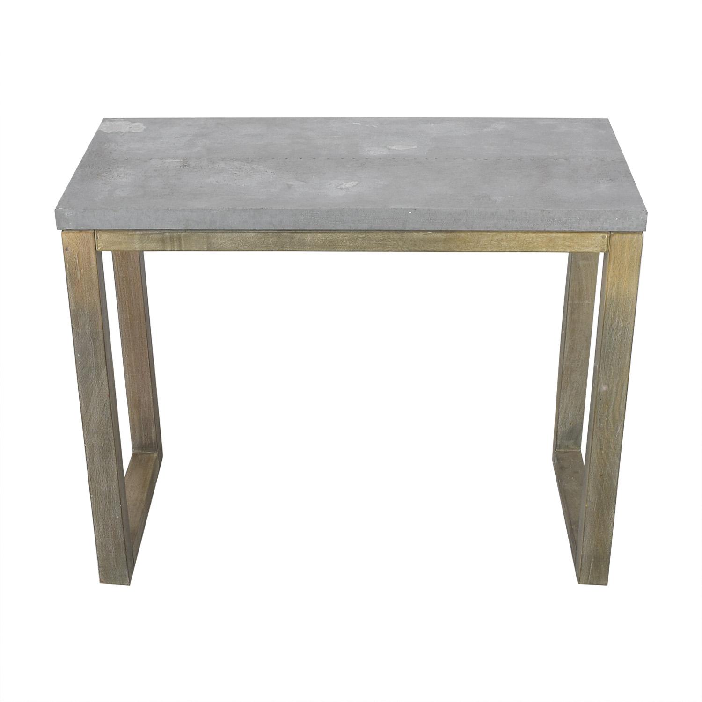 shop CB2 Stern Counter Table CB2
