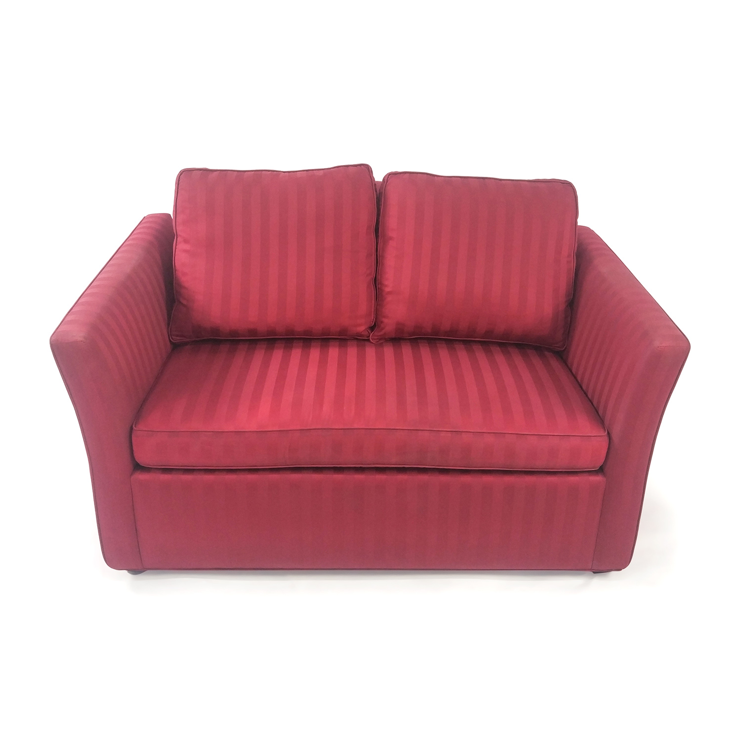 shop Carlyle Custom Loveseat With Pullout Frame Carlyle Loveseats
