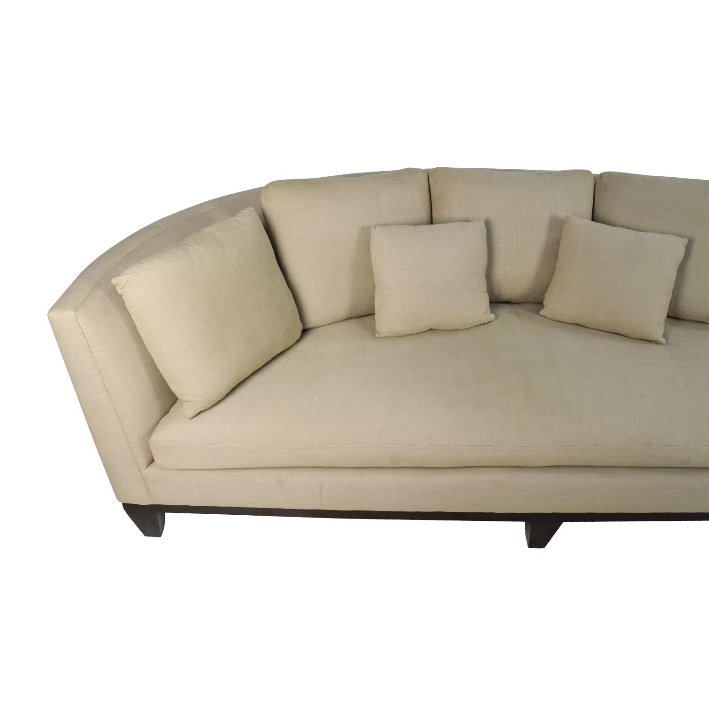 83% OFF Barbara Barry Barbara Barry Conversation Sofa Sofas