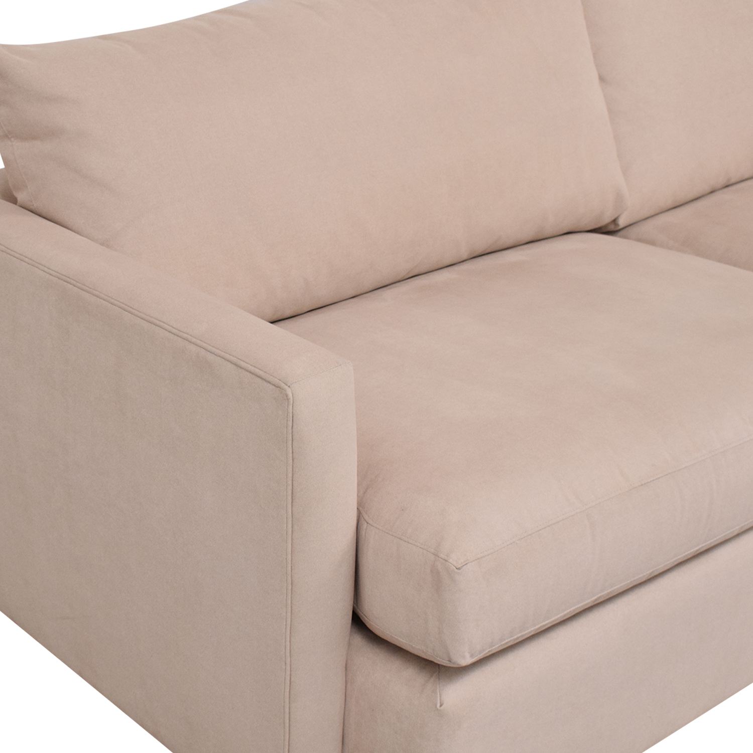 Crate & Barrel Crate & Barrel Lounge Sofa Classic Sofas