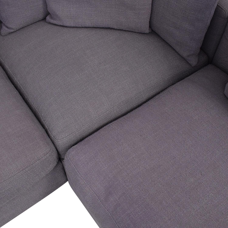 BoConcept BoConcept Cenova Sofa with Lounging Unit discount
