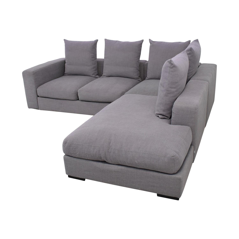 BoConcept BoConcept Cenova Sofa with Lounging Unit ma