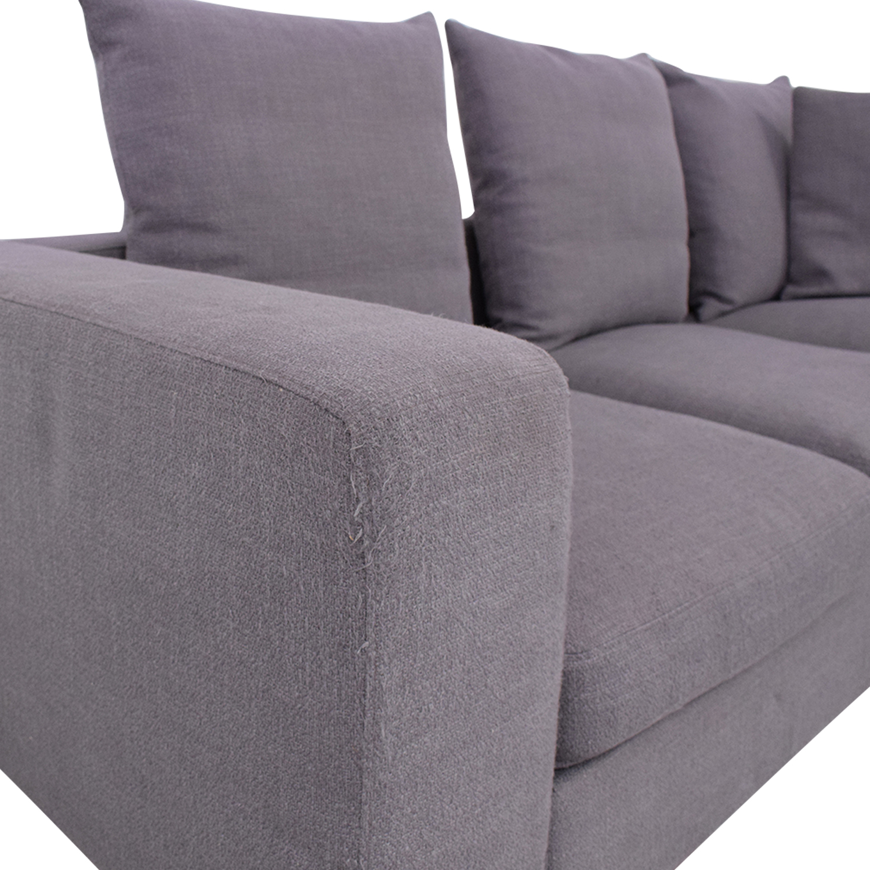 BoConcept BoConcept Cenova Sofa with Lounging Unit dimensions