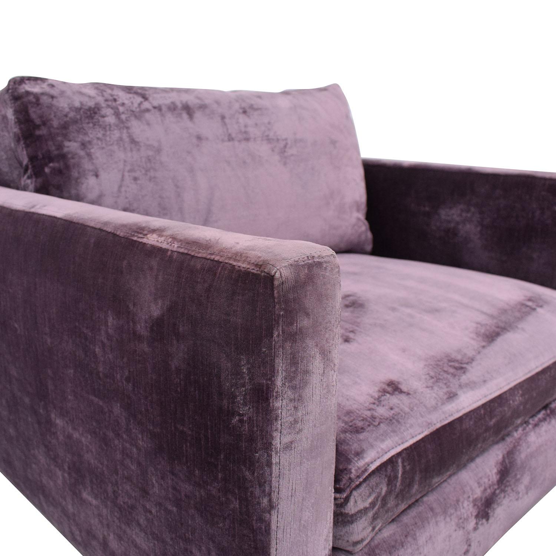 ABC Carpet & Home ABC Carpet & Home Cobble Hill Nolita Chair used