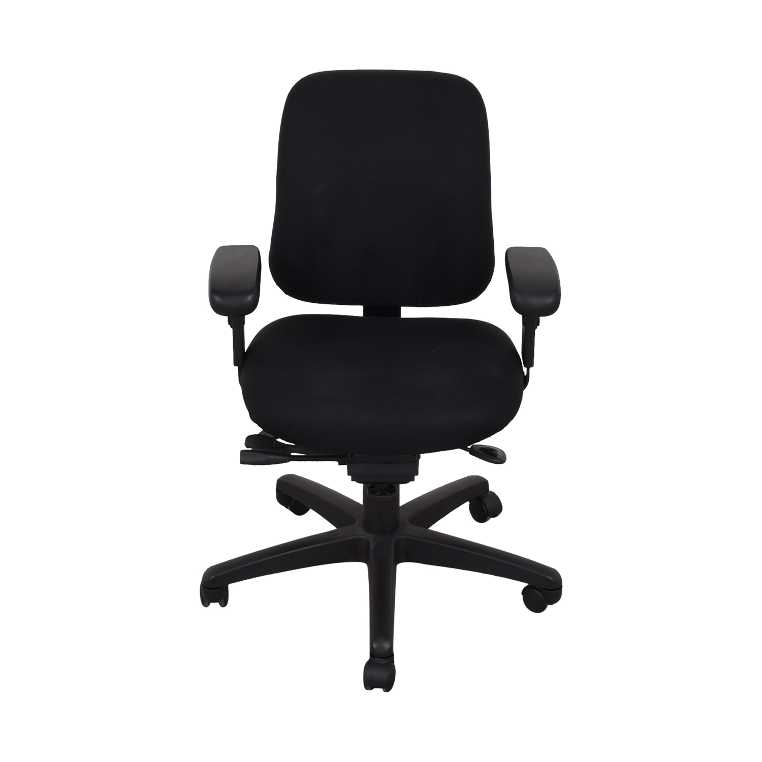 shop Office Master PT Value Economy Task Chair with Arms Office Master